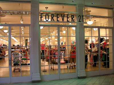 forever+21 Buyers Beware...Vampires Shop at Forever 21