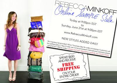 rebecca+minkoff+online+sample+sale Rebecca Minkoff Online Sample Sale!