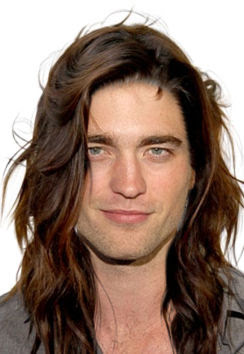 robert+pattinson+kristen+stewart+hair Robert Pattinson: Is His Hotness In The Hair?