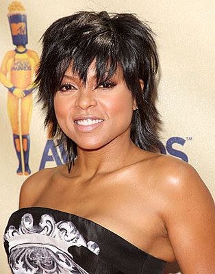 taraji+p+henson+mtv+movie+awards The Curious Case of Taraji P. Hensons Hair