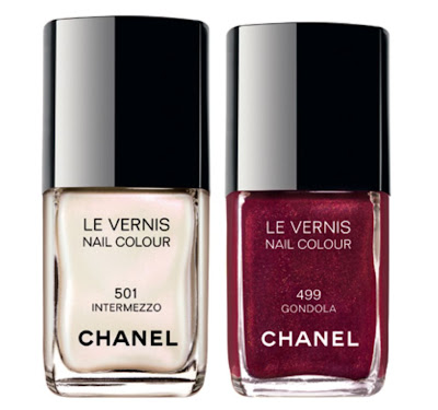 chanel+le+vernis Merchant of Venice: Collection Venise De Chanel for Fall 2009