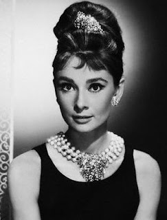 Audrey Hepburn hair The Beauty Girls Weekend Read