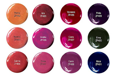 Zoya Nail Polish truth or dare Zoya Truth and Dare Nail Polish Giveaway!