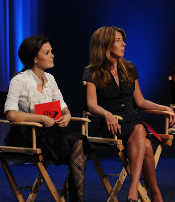 Rachel+bilson+Nina+Garcia+Project+Runway Rachel Bilson to Guest Judge Next Episode of Project Runway!