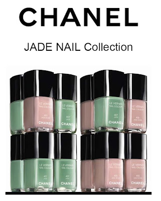 chanel+jade+nail+polish+collection Chanel Introduces Jade Nail Collection