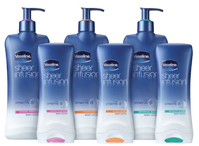 vaseline sheer infusion Recessionistas Fabuless Pick of the Week, Plus a Giveaway!