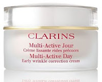 Clarins+Multi Active+Day+Early+Wrinkle+Correction+Cream Beauty Bloggerati Spotlight: Cold Weather Moisturizers