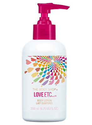 Love+Etc+Body+Lotion The Body Shop Fragrance Giveaway