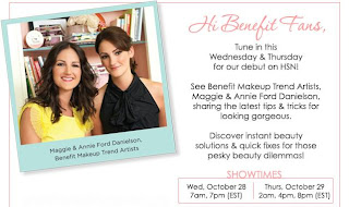benefit+on+hsn Benefits New Blog!