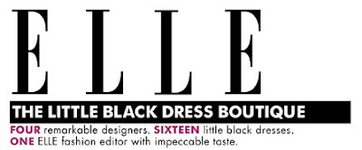 elle+rue+la+la+lbd ELLE: The Little Black Dress Boutique at Rue La La