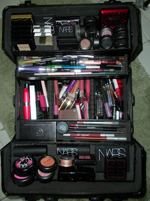 Makeup Mondays With Mario: How Mario Organizes His Makeup