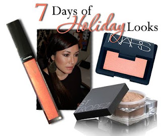 day four holiday looks The Beauty Girls Weekend Read