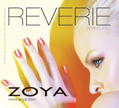 Zoya+REVERIE+image Coming Soon: Zoya Reverie