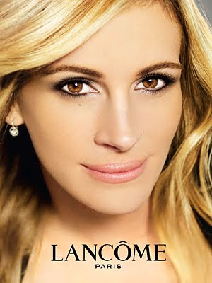 lancome+definicils+precious+cells+mascara+julia+roberts+ad Winner of the Lancme Dfinicils Precious Cells Mascara Giveaway