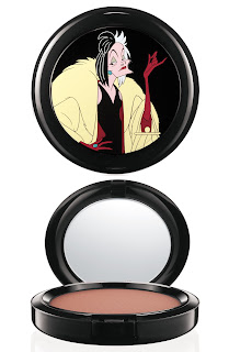 VenomousVillains Cruella BeautyPowder HerOwnDevices 300 MAC Venomous Villains