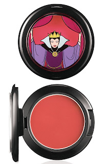 VenomousVillians EvilQueen PowderBrush BiteOfAnApple 300 MAC Venomous Villains