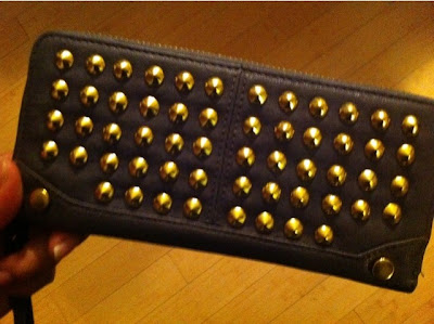 studded+wallet Urban Expressions Axel Studded Wallet
