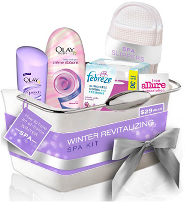 spa+kit Winter Revitalizing Spa Kit Giveaway!