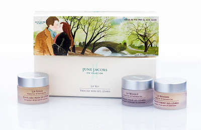 June+Jacobs+Kiss+In+The+Park+Lip+Kit Valentines Day Beauty Giveaway Sponsored by Stila and June Jacobs