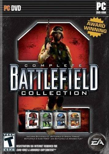 Battlefield 2 Complete Collection PC MultiLangs 3.7GB