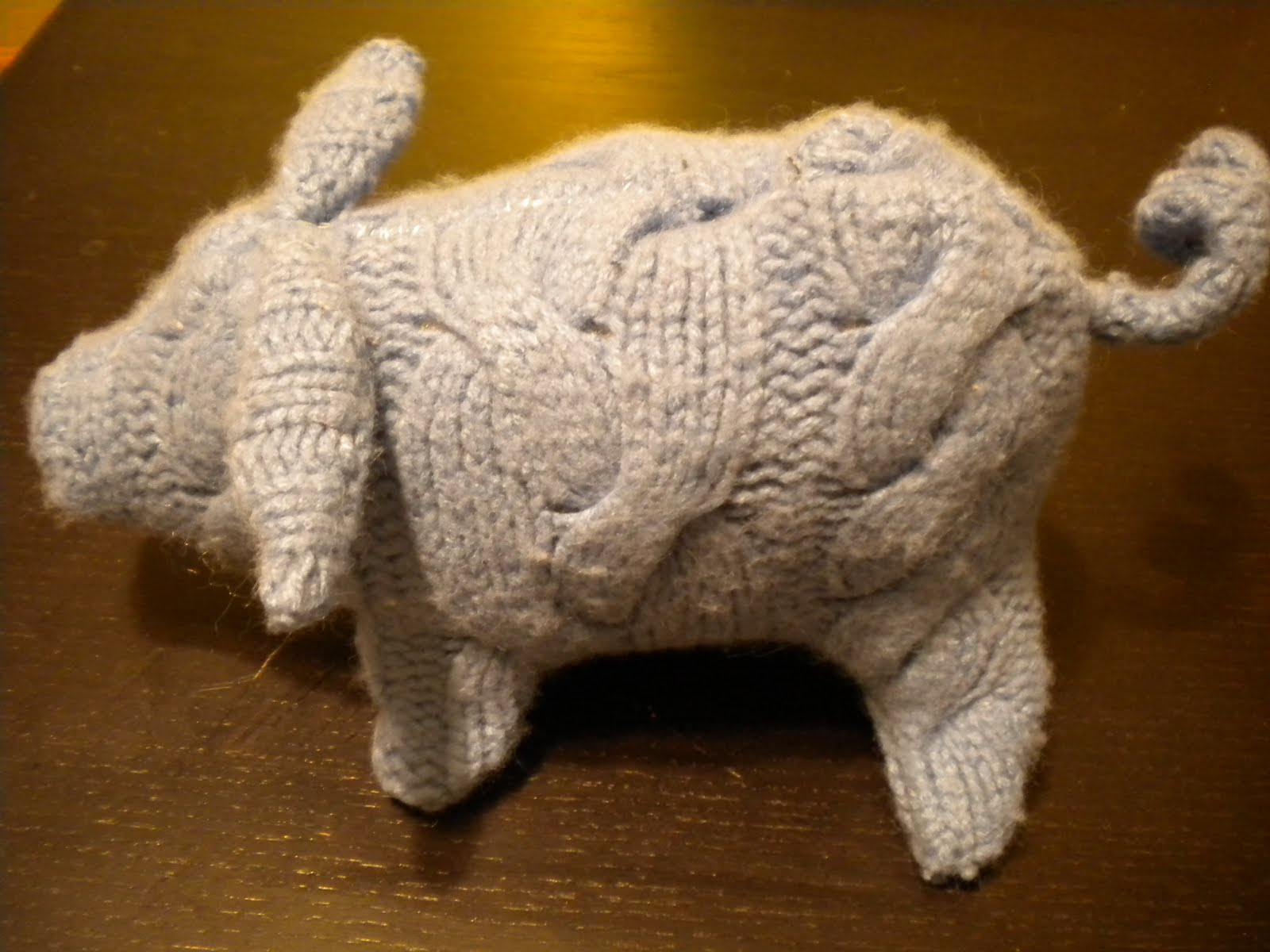 George Pig Knitting Pattern Jumper : Pig Knitting Pattern