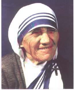 Poesie di Madre Teresa