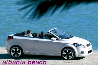 Noleggio auto in Albania