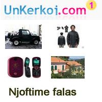 Un kerkoj.com - Njoftime falas (Annunci in Albania)