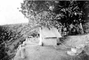 Luigi Maria Ugolini scopri la Pompei d'Albania