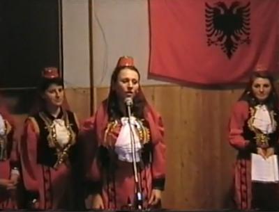 Gli albanesi d 'Ucraina - Shqiptaret e Ukraines