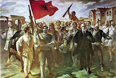 28 novembre festa indipendenza per l'Abania