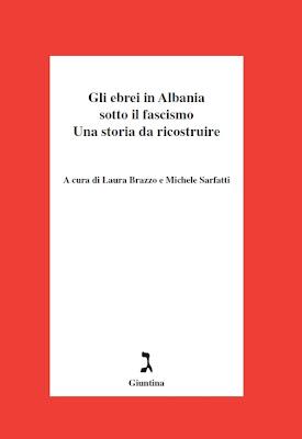 Godelli presenta volume «Ebrei in Albania sotto il fascismo»