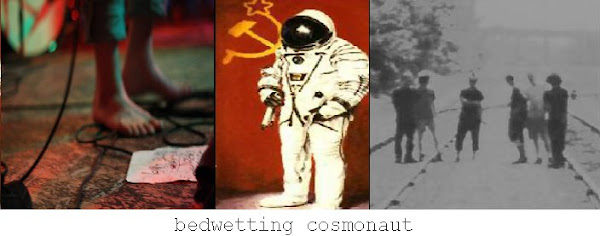bedwetting cosmonaut