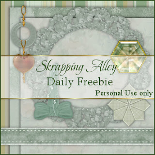 http://skrappingalley.blogspot.com/2009/05/daily-freebie-mini-kit-pale-background.html