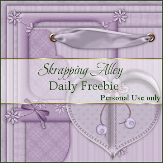 http://skrappingalley.blogspot.com/2009/07/daily-freebie-mini-kit-lavender.html