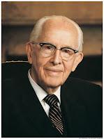 Ezra Taft Benson Mormon