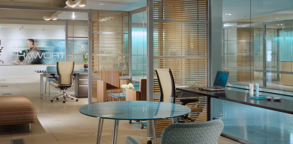 Imagine These Showroom Interior Design