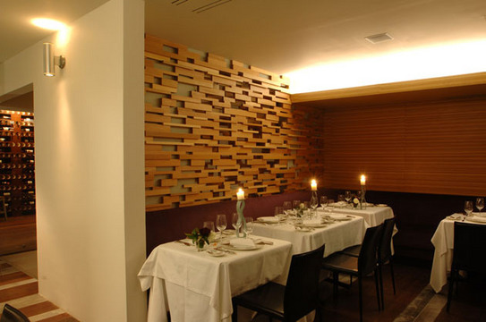 Restaurant Interior Design | Jaso Restaurant | Mexico City, Mexico