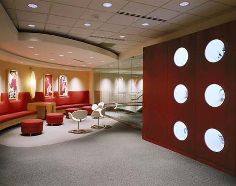 Target headquarters when target executives made