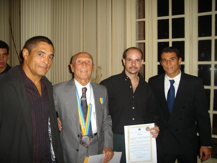 Projeto recebe MOÇÃO em 2006