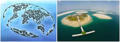 Inilah Enam Pulau Buatan Terindah Di Dunia [ www.BlogApaAja.com ]