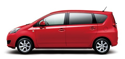 Perodua MPV ALZA soon will be launched in November 2009. We can expect