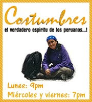 Costumbres Perú