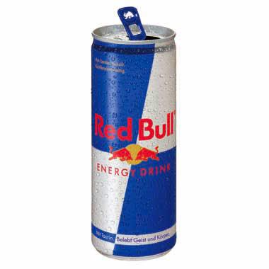 Allergikerinformationen zu Red Bull