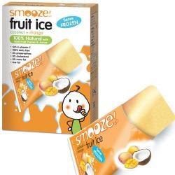 Smooze Fruchteis zum Selbereinfrieren: glutenfrei & laktosefrei