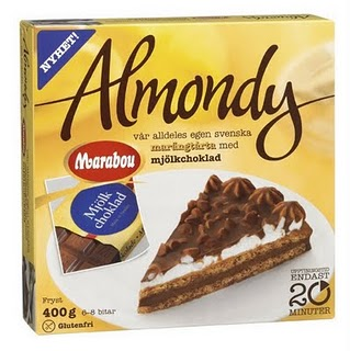 Gluten Free Swedish Visiting Cake