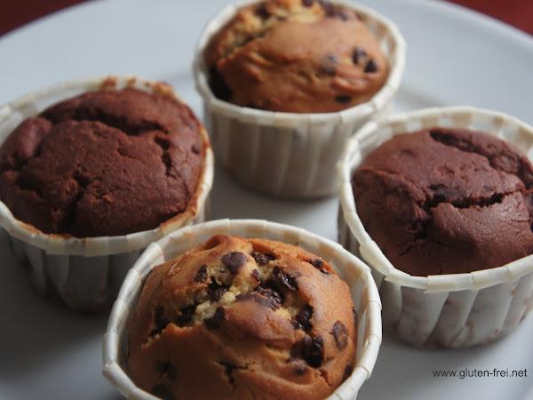 glutenfreie Muffins von Schnitzer