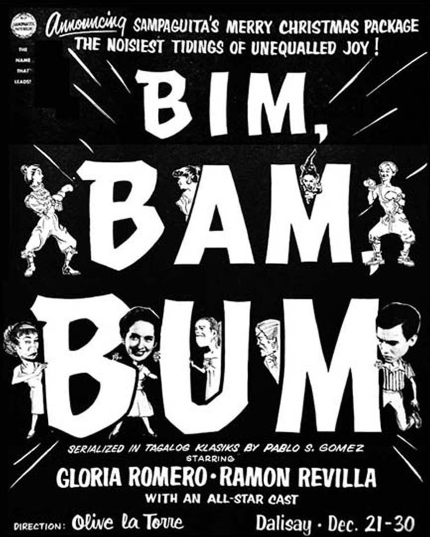 Bim Bam Bum by Pablo S Gomez