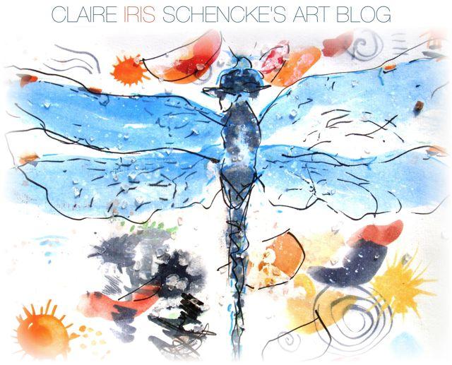 CLAIRE IRIS SCHENCKE
