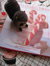 Squirrel Ornament & Holiday Treat Book